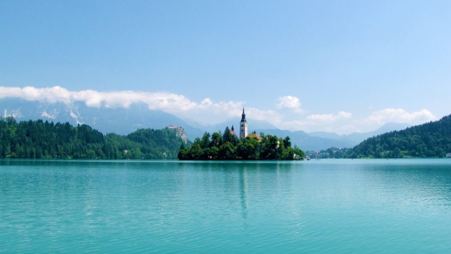 places to visit in Slovenia