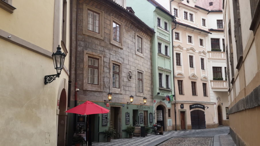 best coffee shops in Prague