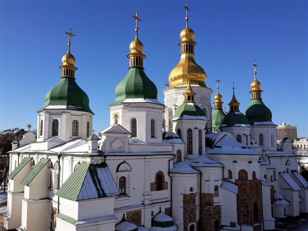 churches of kyiv
