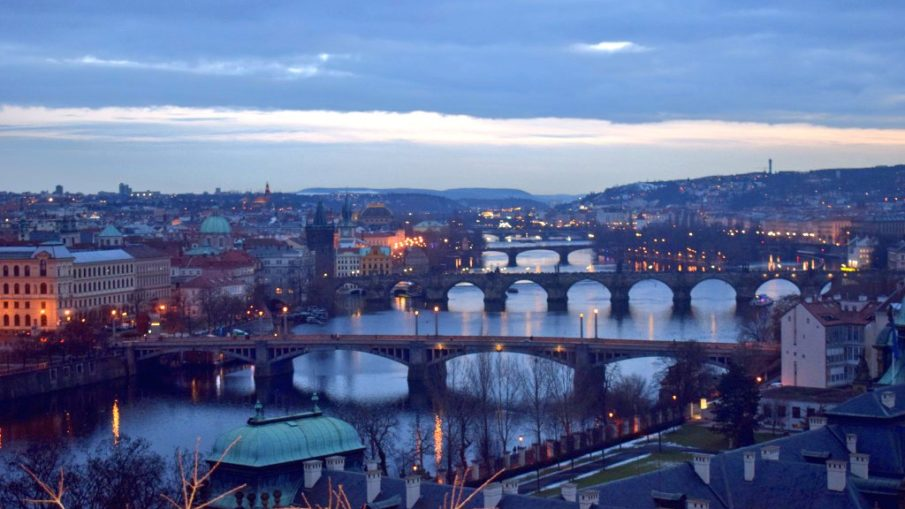 most romantic destinations in Central Europe