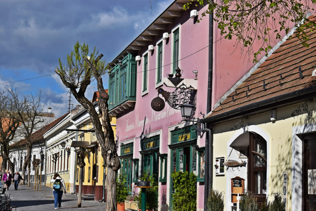 reasons to visit szentendre