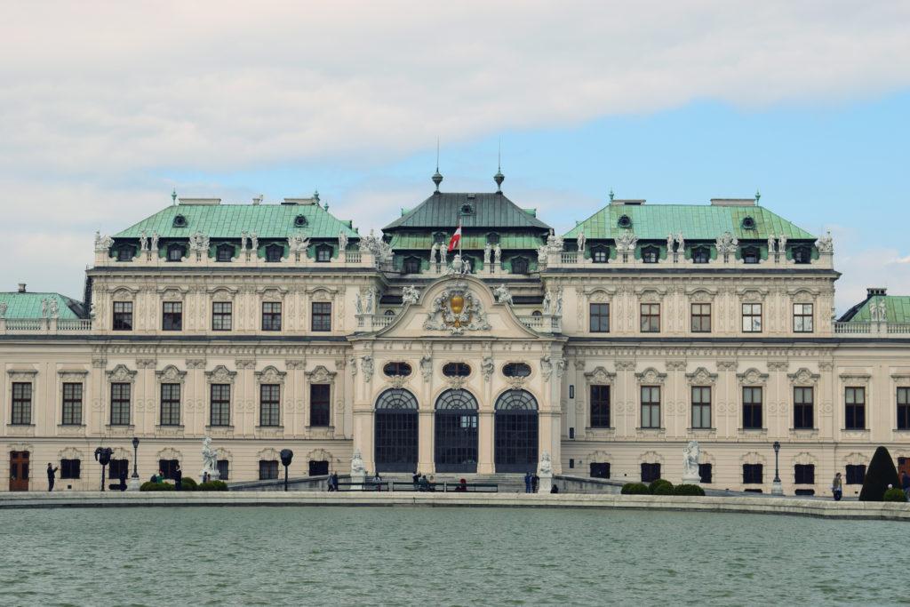 one day in Vienna
