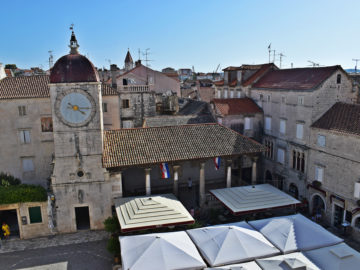 things to see in trogir