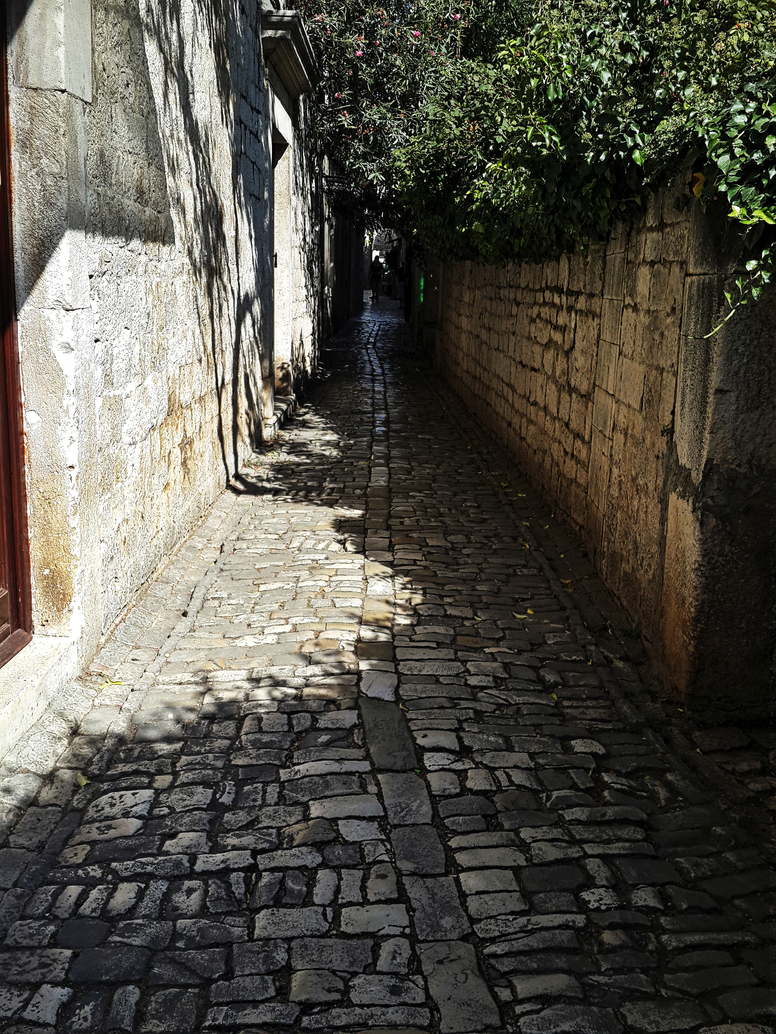 old streets of krakow