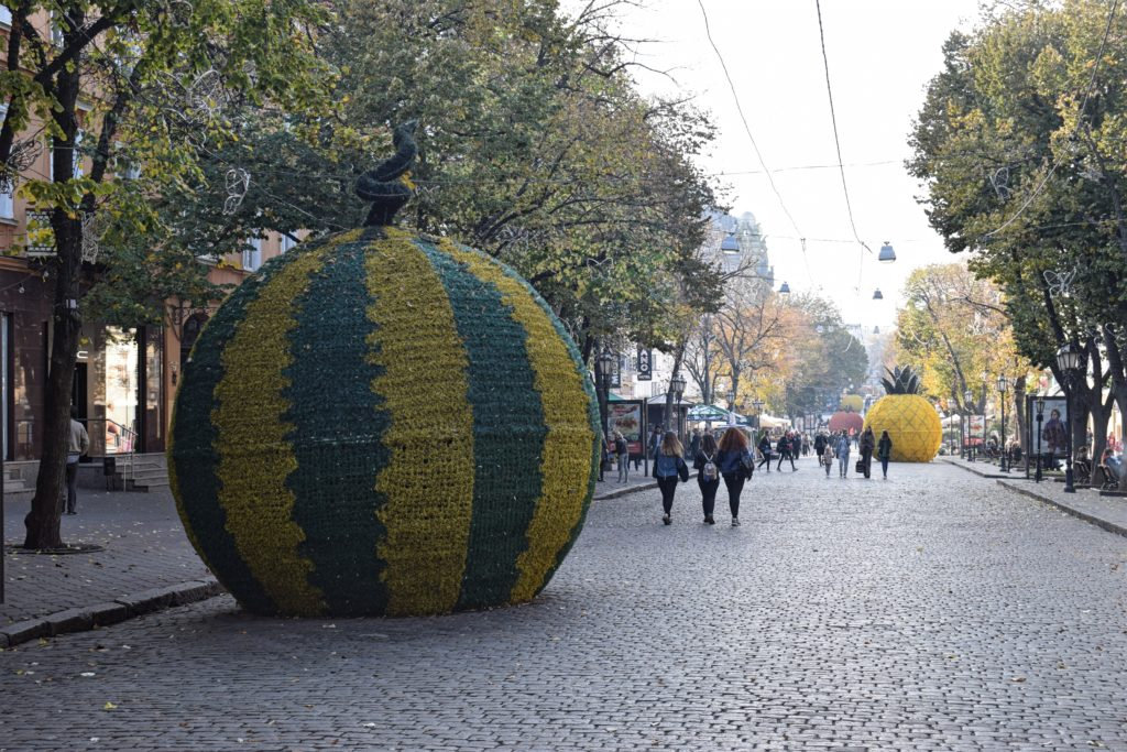 sights in odesa