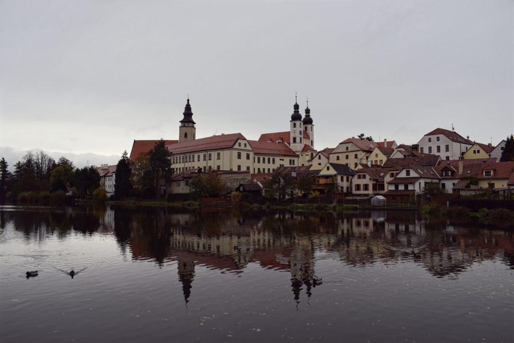 reasons to visit Telč